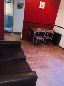 A seating area at Casa en Fisherton
