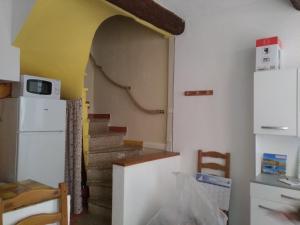 Cuisine ou kitchenette dans l'établissement Rue Espert