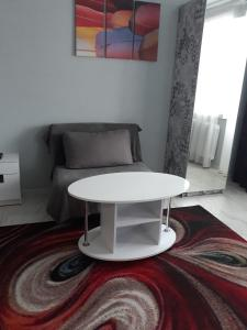 A seating area at Apartment on Mstyslavs'ka