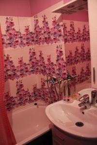 Ванная комната в Апартаменты на Светлогорской 27