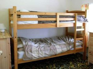 A bunk bed or bunk beds in a room at Transvaal House