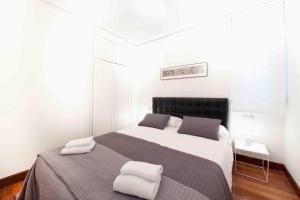 Cama o camas de una habitación en The Rentals Collection | Dune II