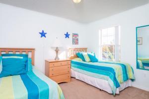 Un ou plusieurs lits dans un hébergement de l'établissement Terra Verde Resort 111