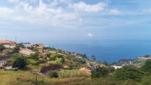 Et luftfoto af Casa Beatriz