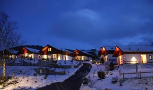 Chaletpark Diemelsee im Winter