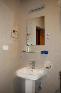 A bathroom at Apartment in Nepal