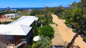 A bird's-eye view of La Serena Suites Apart
