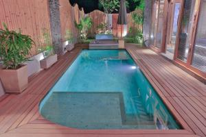 The swimming pool at or near Samsara Villas