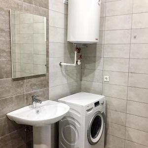 "Ванна кімната в Таунхаус ""Восход"""