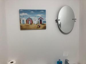 A bathroom at Edindoune
