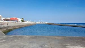 The swimming pool at or near The Safe Point Residential Castillo