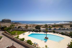 A view of the pool at Martines Basefloor Apt 2 bedrooms 2 bathrooms WiFi pool or nearby