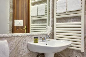 A bathroom at Angel's House