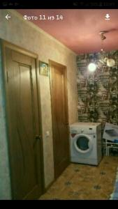 Ванная комната в Аппартаменты на Путиловской