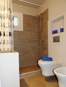 """Sa Tuna """"Casas CE MA"""" tesisinde bir banyo"""