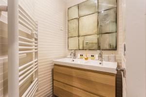 A bathroom at CMG Nation/ Vincennes