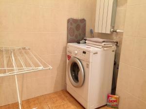 Uma casa de banho em Apartment in the city center