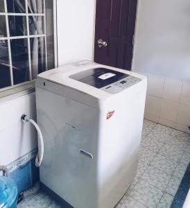 Кухня или мини-кухня в Anns home Saigon 450NTMK