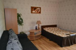 A bed or beds in a room at Arina House