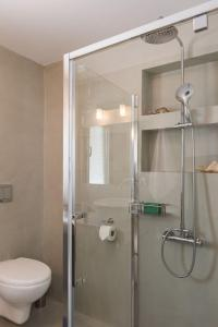 A bathroom at Olvia