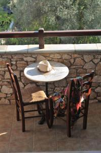 Μπαλκόνι ή βεράντα στο Villa Maraki