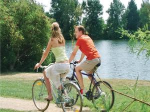 Vélo sur le terrain de l'établissement Apartment Port Lalande ou dans les environs