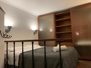 Cama o camas de una habitación en Al Civico 6