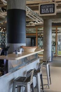 A kitchen or kitchenette at Ecla Campus