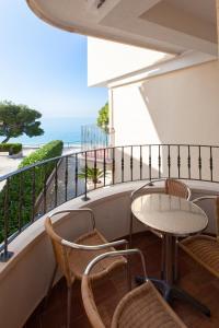 Balkon ili terasa u objektu Villa Lucija