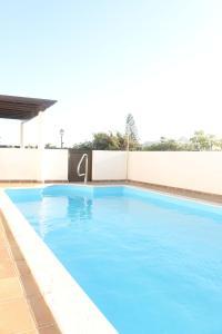 The swimming pool at or near Villa Los Charcones