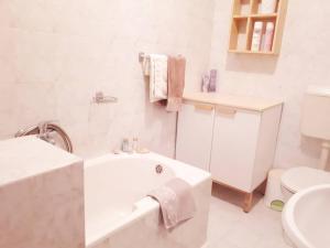 A bathroom at House Kate