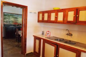 Cucina o angolo cottura di Eden House Cottages