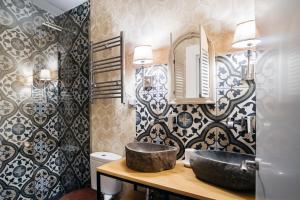 Ein Badezimmer in der Unterkunft San Bernardo Apartment II - 1 BR 1BT
