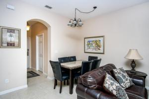 A seating area at Loyalty Vacation Homes - Kissimmee
