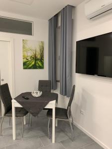 TV o dispositivi per l'intrattenimento presso CEJM Apartments Merano