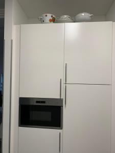 Cucina o angolo cottura di CEJM Apartments Merano