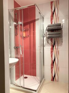 A bathroom at Premium Home 2.0