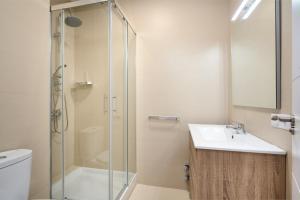 A bathroom at Amador de los Rios
