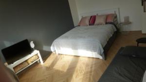 Легло или легла в стая в Byt s krásným výhledem