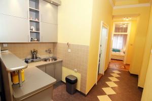 Kupatilo u objektu Apartments Lupino