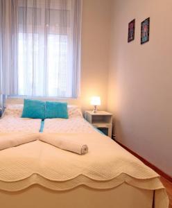 Krevet ili kreveti u jedinici u okviru objekta Apartments Lupino