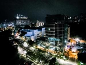 A bird's-eye view of Stamford McKinley Hill Taguig