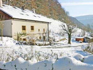 Apartment Les Galets im Winter