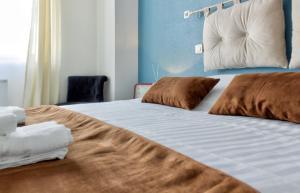 Un ou plusieurs lits dans un hébergement de l'établissement Contemporain - Sylvana's Cocoon