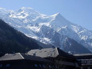 Chamonix Mont Blanc Appartement during the winter
