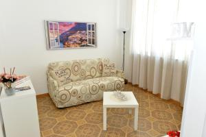 A seating area at Sweet Home Positano