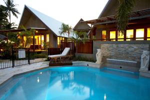 The swimming pool at or near Pure Magnetic, 9 The Esplanade, Nelly Bay