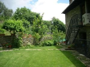 Jardín al aire libre en El Castillo