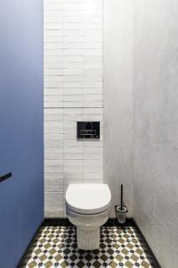 Ванная комната в Апартаменты улица Чайковского 77