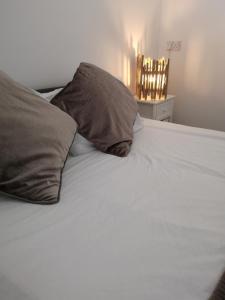 Cama o camas de una habitación en The Haven